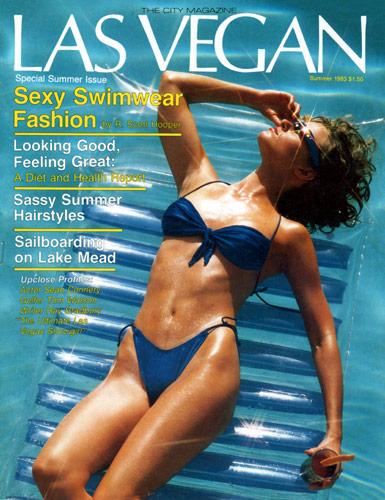 Image of woman sunbathing on a raft