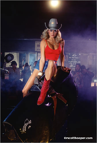 Photo of Playmate Tracy Vaccaro from Playboys Urban Cowgirl pictorial