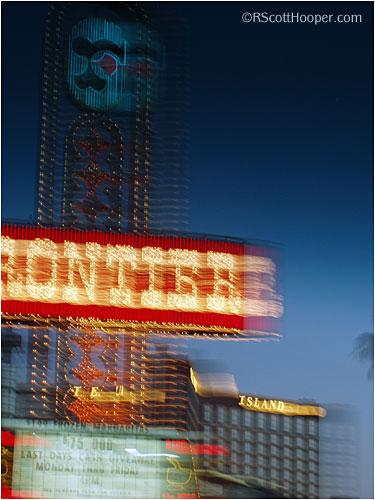 Frontier Hotel in Las Vegas