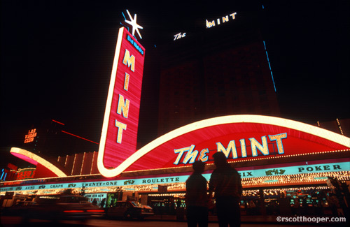 Photo of Mint Hotel in downtown Las Vegas